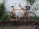 Vintage Raleigh 5 speed racer bike for spares or repair