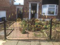 Garden gates & Posts
