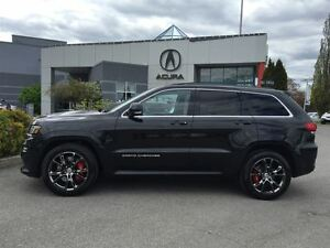 2015 Jeep Grand Cherokee SRT 1 OWNER CLEAN CARPROOF SRT8