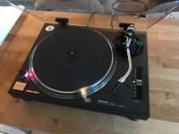 Technics SL 1210 MK2 + New Lid - MINT CONDITION + Orotofon Concorde Needle