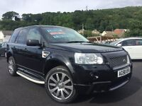 2009 58 Land Rover Freelander 2 2.2 TD4 HST 5dr Turbo Diesel Automatic FULLY LOADED!