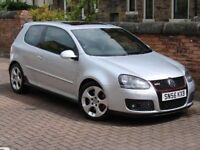 FINANCE AVAILABLE!! 57 REG VOLKSWAGEN GOLF 2.0 TFSI GTI 3dr 1 YEAR MOT FSH, AA WARRANTY