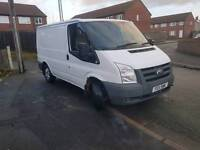 Ford transit swb low roof