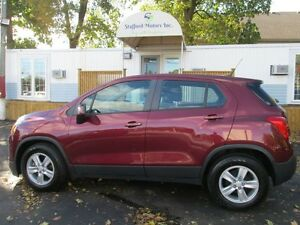 2013 Chevrolet Trax LS-BLUETOOTH ALLOYS EXCELLENT CONDITION