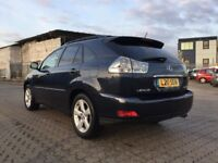 2004│Lexus RX 300 3.0 SE 5dr│2 Former Keepers│Full Lexus Service History│Hpi Clear│MOT Till 2018
