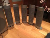 Harman Kardon Infinity Oreus 5.1 Surround Sound System
