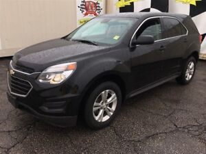 2016 Chevrolet Equinox LS, Automatic, Power Group, AWD