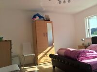 Spacious double room and one single room are available to rent in Barking
