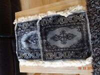 Table Carpet Mats - Imported Hand woven- UNIQUE Collection