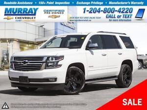 2017 Chevrolet Tahoe Premier *Accident Free, Rear View Camera, R