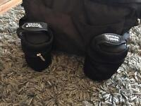 Mamas &a papas changing bag (with 2 tommee tippee bottle warmers) £10