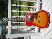 1967 Gibson Hummingbird Guitar
