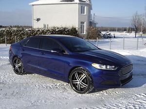 2013 Ford Fusion SE 1.6L ECOBOOST