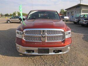 2013 Ram 1500 Laramie - LOADED leather heated seats NAV