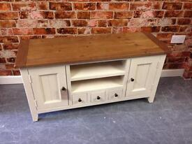 Tv unit/cabinet with cupboards