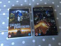 Transformers 2 DVD Film Bundle