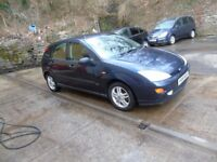 FORD FOCUS ZETEC (grey) 2001
