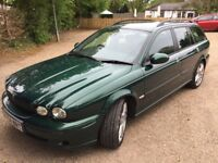 Jaguar X-Type 2.5 AWD Sport Estate Manual