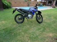 Yamaha XT125r supermoto/enduro