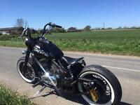 Kawasaki VN800 custom bobber 7700 miles