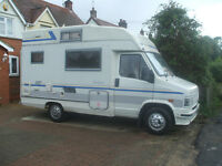 campers and motorhomes CUMPASS CALYPSO 1993 TWO BERTH 16FT 49000MILES ,SPOTLESS THOUGHOUT ,