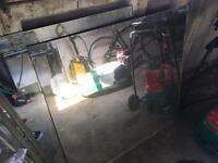 FREE Glass mirror square