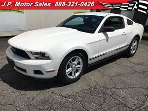 2012 Ford Mustang V6, Manual, Only 41,000km