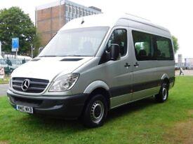Mercedes-Benz Traveliner 2.1 CDI TL9-311 Bus 4dr (9 Seats, MWB) Swap to smaller van