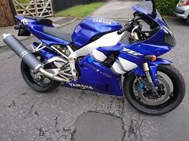 Yamaha YZF R1 PX and delivery possible