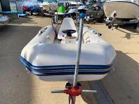 Bombard 3.1m RIB, Trailer + 10HP Outboard