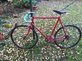 Gorgeous Vintage Red Bike for Sale