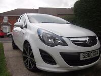 Vauxhall Corsa 1.2 Exclusiv 5dr,2011 Reg,42000 milage only