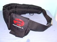 Pinnacle weight belt