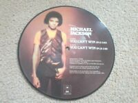 Michael Jackson Picture Disc