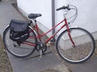 trek uni sex dutch sytle bicyle