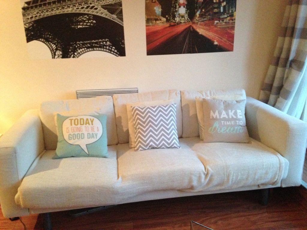 ikea norsborg sofa in watford hertfordshire gumtree. Black Bedroom Furniture Sets. Home Design Ideas