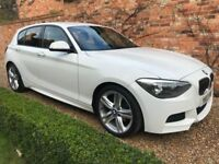BMW 1 Series 2.0 120d M Sport Sports Hatch 5dr