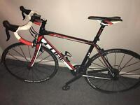 Cube peloton race road bike 56cm frame