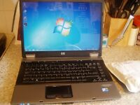 HP 6730B Laptop : 160GB : Core 2 Duo 2.4 Ghz : 4GB RAM : win 7 : Activated Office 2007