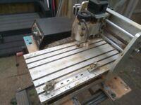 Small CNC Milling Machine
