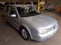 Volkswagen Golf 1.9 GT TDI PD 130PS With Leather, Heated Seats, Cruise, Multi Changer, and more