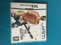 Nintendo DS Jam Sessions Game IP1