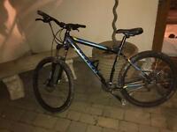 Mountain bike carrera £145