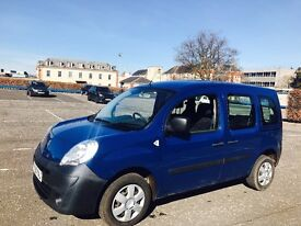 """DIESEL MPV""""2010 REANULT KANGOO 1.5 DCI 70 1 OWNER FULL DEALER HISTORY IMMACULATE CONDITION"""