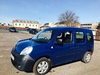 "DIESEL MPV""2010 REANULT KANGOO 1.5 DCI 70 1 OWNER FULL DEALER HISTORY IMMACULATE CONDITION"