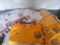 Barcelona Bayern Munchen 2016 Shirts