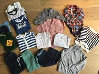 Boys clothes bundle - Age 1-2