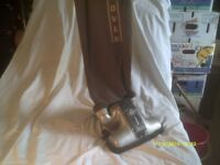 VINTAGE / ANTIQUE HOOVER JUNIOR AS IN PICTURES . STILL WORKING +++++++++++