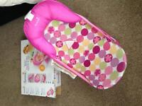Summer Deluxe Baby Bather - never been used