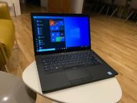 As new Dell latitude 7490 laptop intel core i5 8TH GEN 3.60ghz 16GB RAM 256GB SSD win 10+ warranty